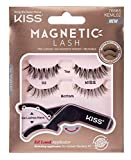 Kiss Magnetic Lash #2 With Applicator (2 Pack)