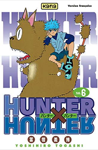 Hunter X Hunter, tome 6