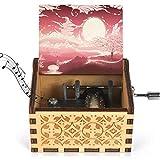 Land of the Cherry Blossom - Caja de música de madera para niños y niñas