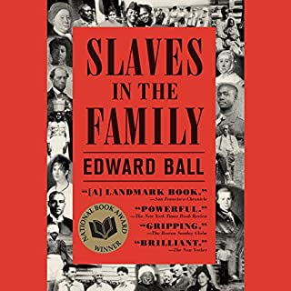 Slaves in the Family audiobook cover art
