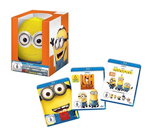 Minions & Ich - einfach unverbesserlich 1&2 - Special Edition [Blu-ray]