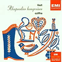 Liszt: Hungarian Rhapsodies by Liszt