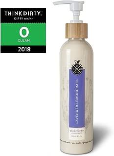 JUSU Body Lavender Lemongrass Conditioner - 100% Natural - 8.5 fl oz
