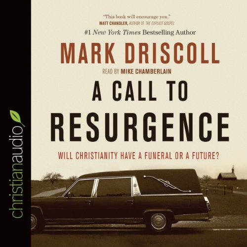 A Call to Resurgence audiobook cover art