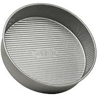 USA Pan 9' Nonstick & Quick Release Coating Bakeware Round Cake Pan
