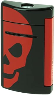 MiniJet Red Black Skull