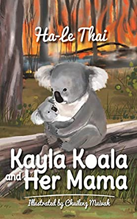 Kayla Koala and her Mama