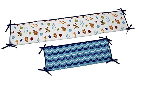 Disney Nemo Wavy Days Traditional Padded Bumper