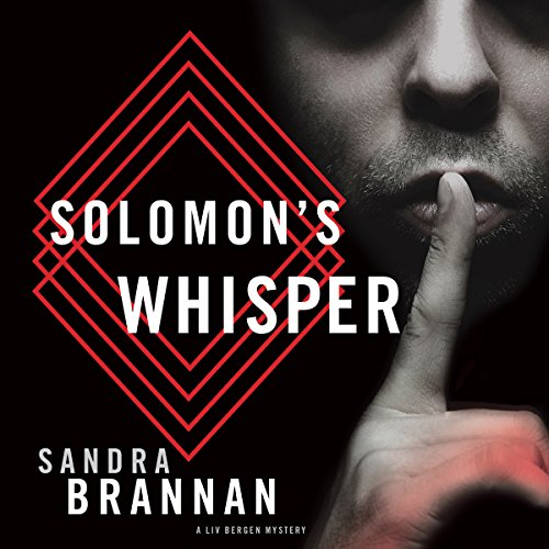 Solomon's Whisper audiobook cover art