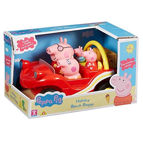 Peppa Pig Buggy de Peppa y su Familia