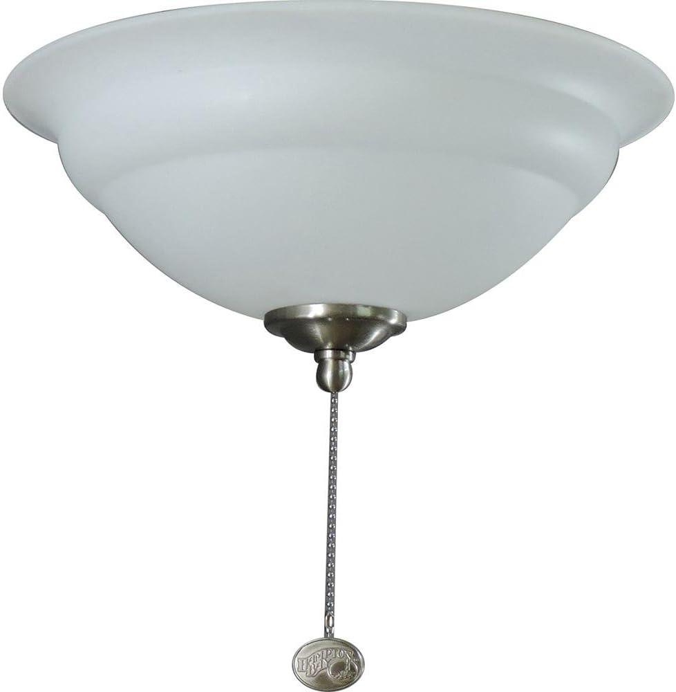 Hampton Bay 91169 Altura Led Ceiling Fan Light Kit Amazon Com