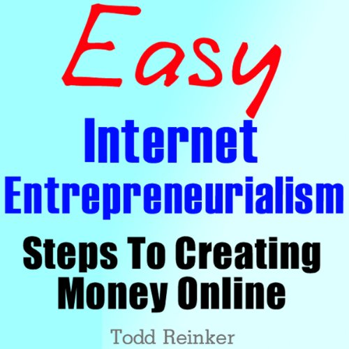 Easy Internet Entrepreneurialism cover art