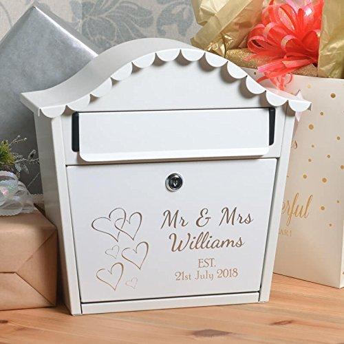 Wedding Letter Box Amazon Co Uk
