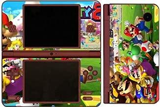 Mario Party Game Skin for Nintendo DSi XL Console