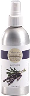Victoria's Lavender Pillow and Linen Spray Sleep Better Tonight 100% Pure Lavender Essential Oil Handmade in Oregon (8 oz)...