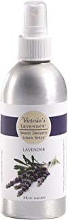 Victoria's Lavender Pillow and Linen Spray Sleep Better Tonight 100% Pure Lavender Essential Oil Handmade in Oregon (8 oz)