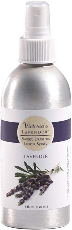 Victoria S Lavender Pillow And Linen Spray Sleep Better Tonight 100 Pure Lavender Essential Oil Handmade In Oregon 8 Oz