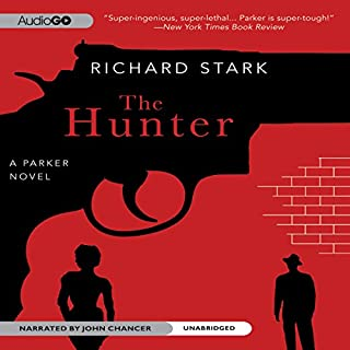The Hunter audiobook cover art