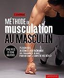 Méthode de musculation au masculin - Sans poids et sans haltères