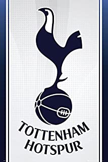 Tottenham Hotspur F.C. Poster Crest 12