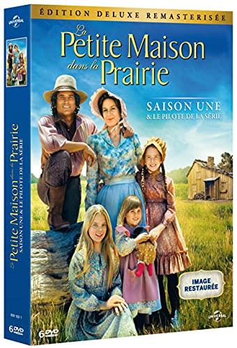 La Petite Maison dans la Prairie-Saison 1 [Édition Deluxe Remastérisée]