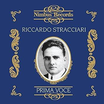 Riccardo Stracciari (Recorded 1917 - 1925)