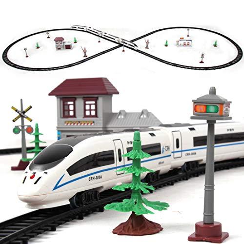 Spieland - Züge für Modelleisenbahnen in As Shown, Größe 80 x 45 x 8cm