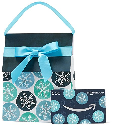 Amazon.co.uk Gift Card - In a Gift Bag - £50 (Winter)