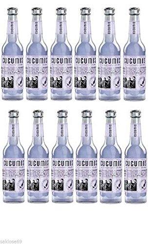 12 Flaschen Cucumis The Sophisticated Lavender Lavendel Limonade a 330ml inc. 0.96€ MEHRWEG Pfand