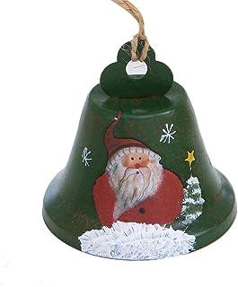 Christbaumschmuck Weihnachtsbaumschmuck Baumbehang Glocke mittel Gr/ö/ße ca 3 cm NEU