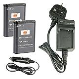 DSTE Camera Batteries