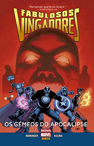 Fabulosos Vingadores. Os Gêmeos do Apocalipse - Volume 1