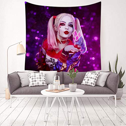 51qgAYjsynL Harley Quinn  Curtains