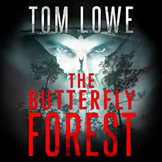 The Butterfly Forest audiobook cover art