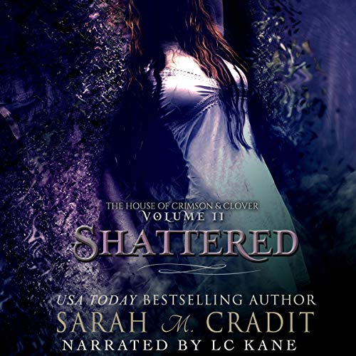Shattered: The House of Crimson and Clover Book Series Prequel Titelbild
