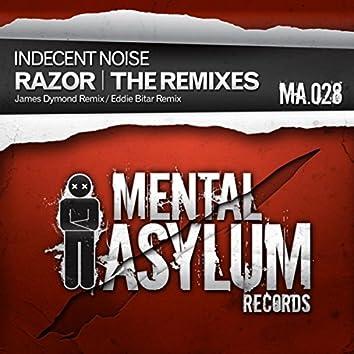 Razor (The Remixes)