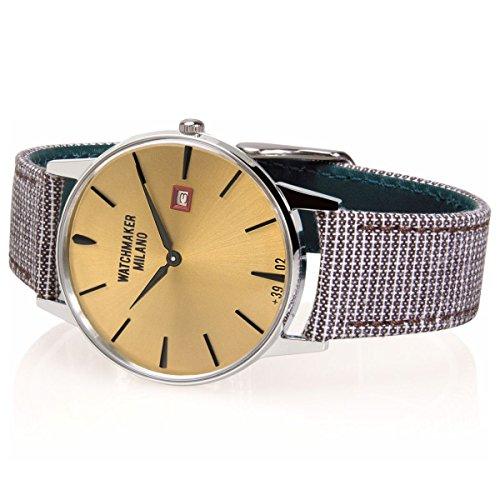 Watchmaker Milano WM00A06 Orologio da polso uomo