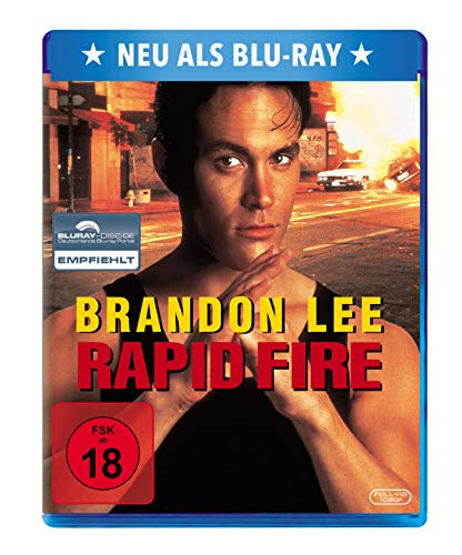 Rapid Fire [Blu-ray]