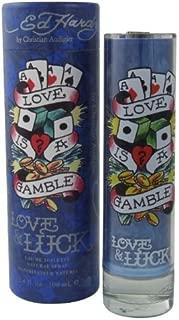Ed Hardy Love & Luck Mens Mens Edt 50ml Spray (1.7 fl.oz)