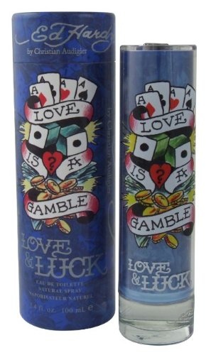 Ed Hardy Love & Luck For Men EDT Perfume 50ml