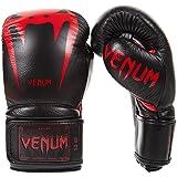 Venum Giant 3.0 Guantes de Boxeo, Muay Thai, Kickboxing, Unisex Adulto, Black Devil, 12 Oz