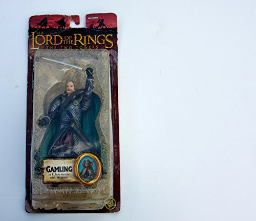 LORD OF THE RINGS TWO TOWERS GAMLING FIGURE
