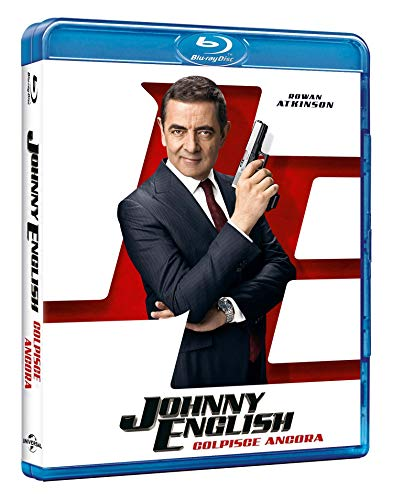 Johnny English Colpisce Ancora [Italia] [Blu-ray]