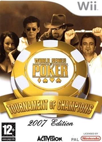 World Series of Poker: Tournament Champions (Wii)