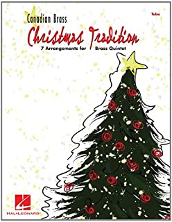 Christmas Tradition: Tuba: 7 Arrangements for Brass Quintet