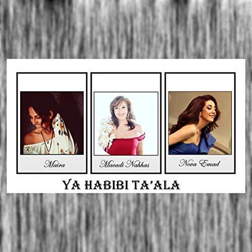 Maira, Macadi Nahhas & Nova Emad