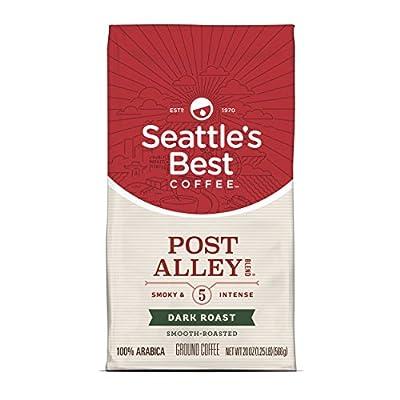 Seattle's Best Coffee Post Alley Blend