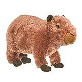 Conservation Critters Capybara Pup Plush Toys 11.5' Stuffed Capybara Pup, Kids Stuffed Animals