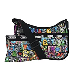 LeSportsac makes a fantastic travel bag that embodies the vivaciousspiritm of New York City.