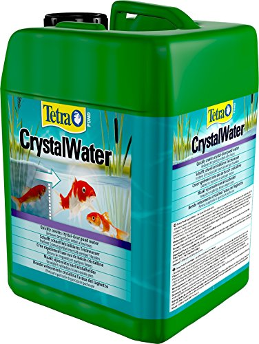 Tetra Pond CrystalWater Conditionneur d'eau pour Bassin 3 L